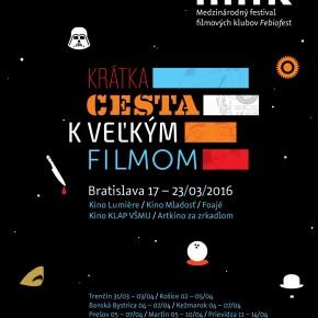 Medzinárodný festival filmových klubov Febiofest 2016