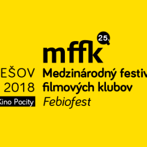 25. - 27. marec / 18:00 a 20:00 / FEBIOFEST 2018