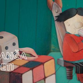14/10/2018 16:00 h  Pocity film 2018: Kino Fest Anča - Najlepšie animované filmy pre deti