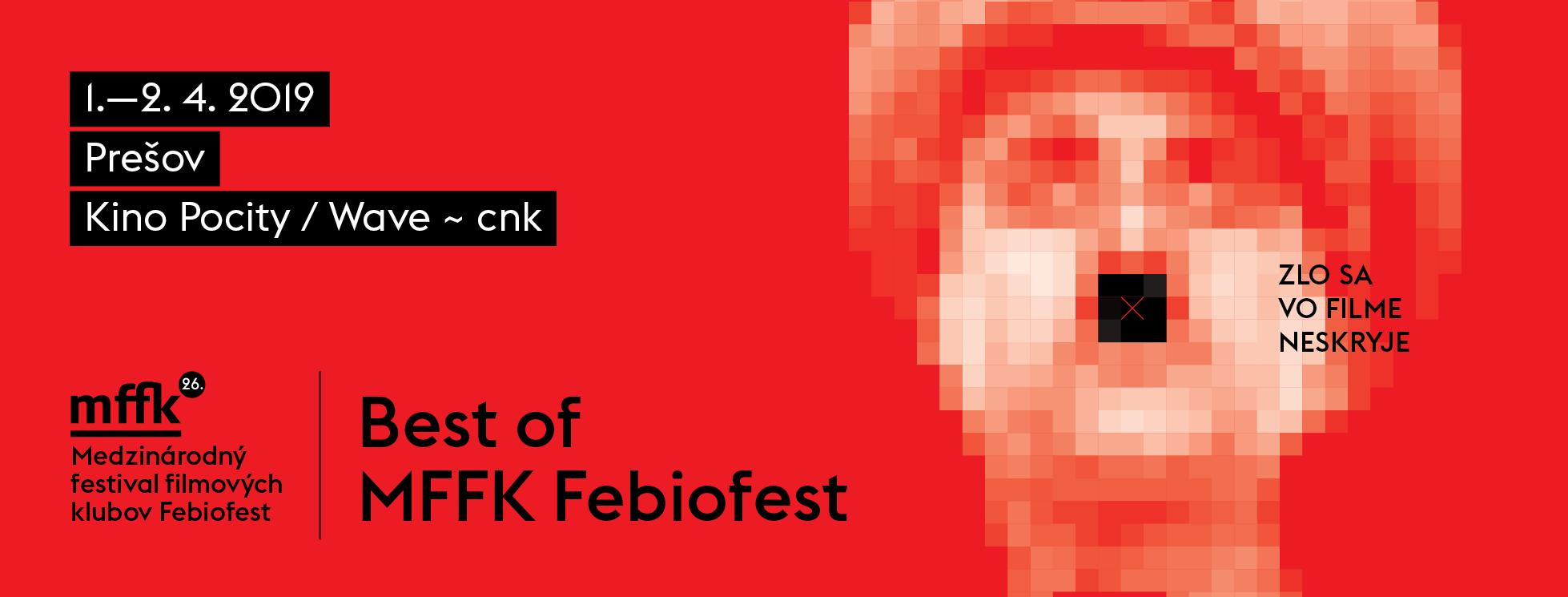 fa080307d V spolupráci s ASFK – Asociácia Slovenských Filmových Klubov vám prinášame  už 26. ročník Medzinárodného festivalu filmocých klubov Febiofest SK.