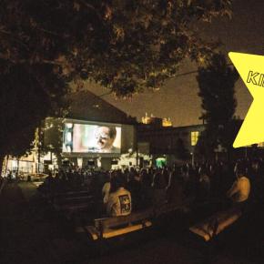 Letné kino Pocity 2020