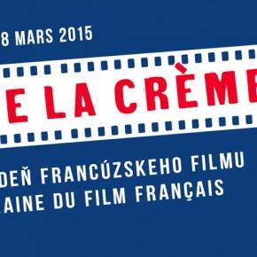 """""""CRÉME DE LA CRÉME"""" - prehliadka francúzskych filmov @ malá scéna DAD"""